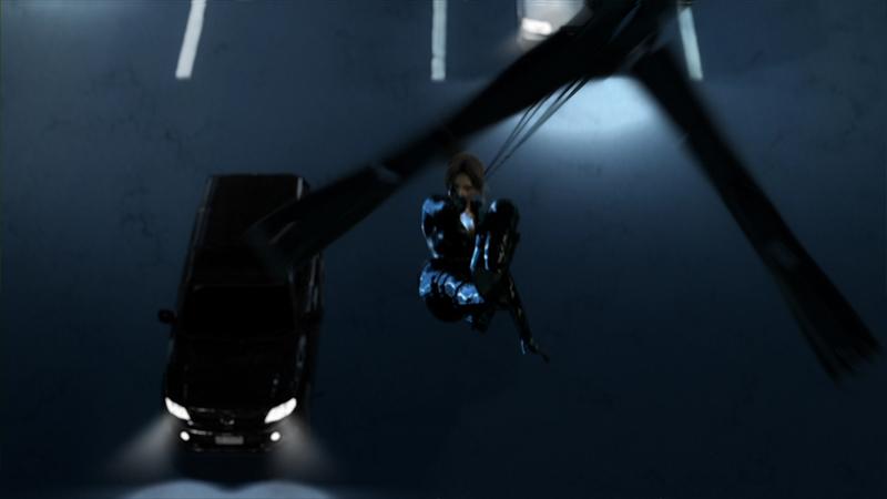 Tekken Movie CG Image