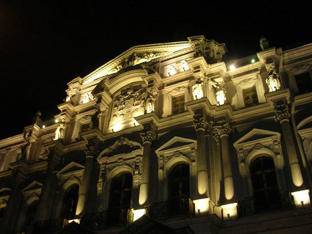 Дворцовая набережная, Санкт-Петербург