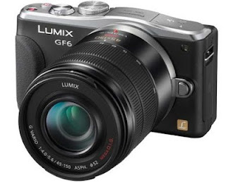 Panasonic Lumix DMC-GF6 Kamera Mirrorless 16MP Wifi