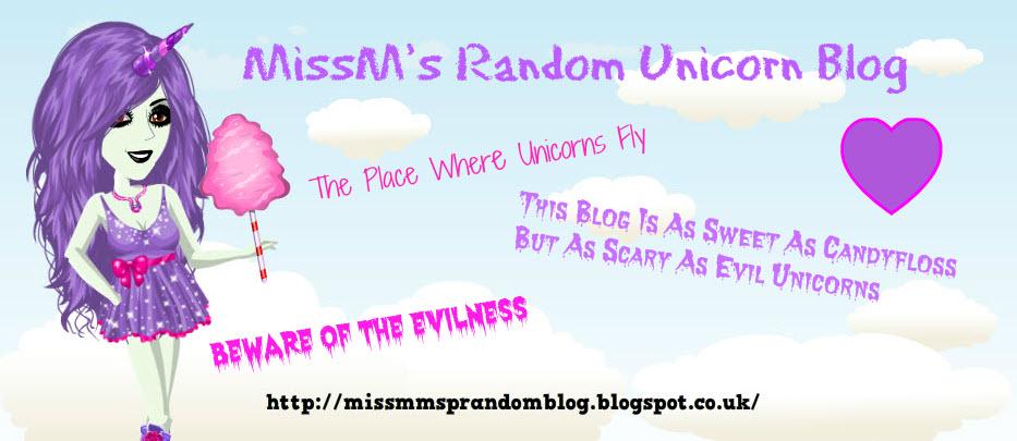MissM's Random Blog