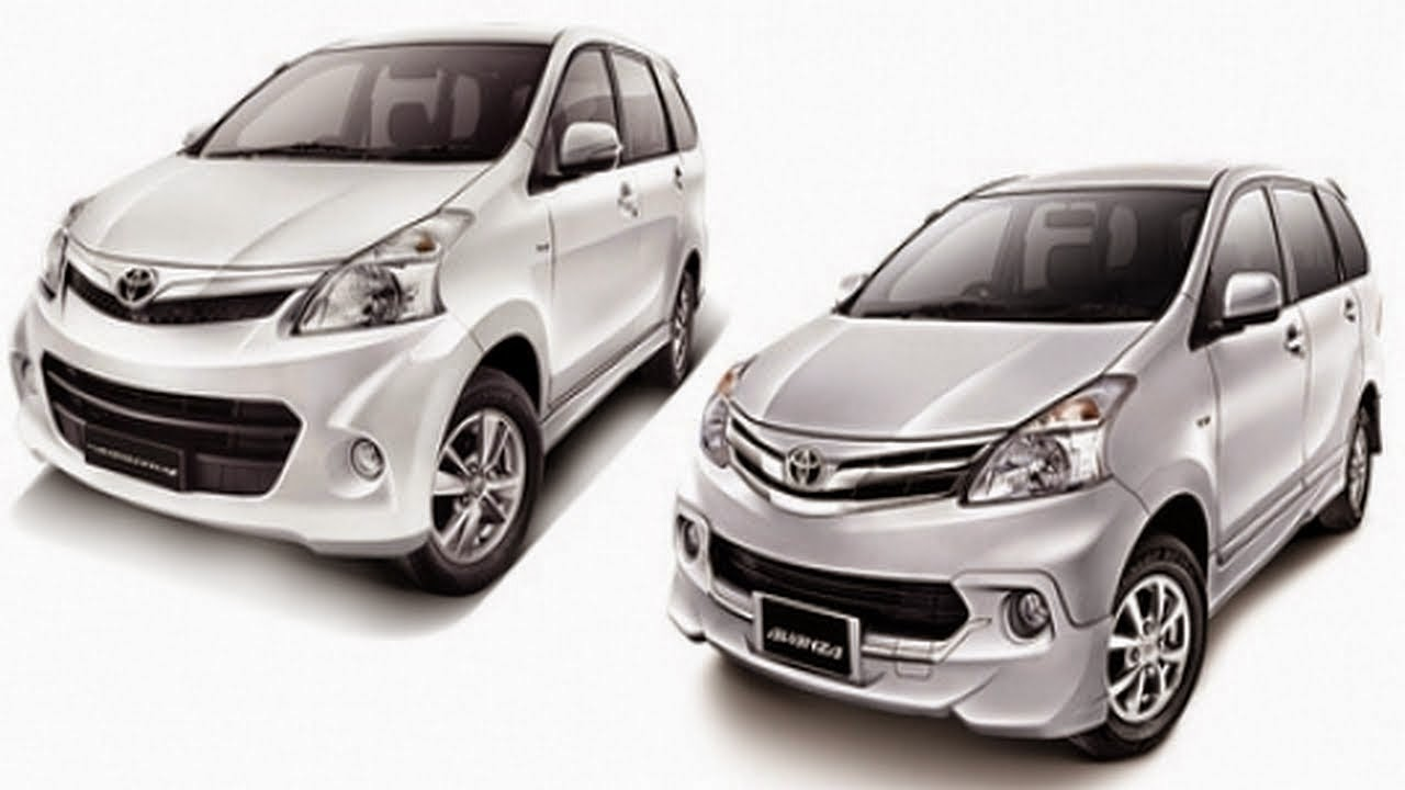 Wallpaper Toyota avanza luxury