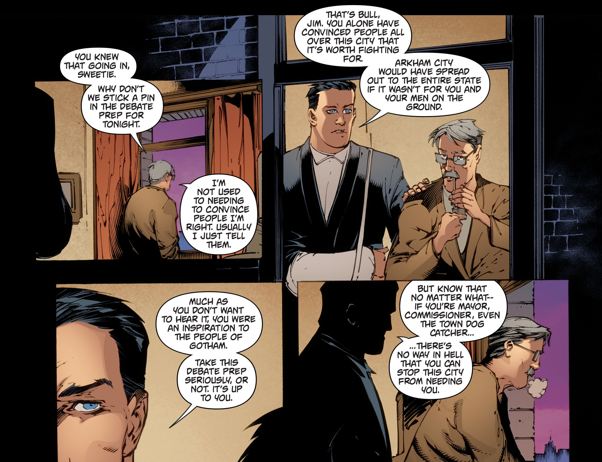 Batman: Arkham Knight [I] Issue #20 #22 - English 13