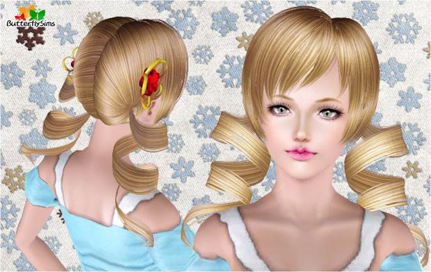 sims 3 butterflysims hair