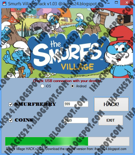 android smurfs village 1 29a unlimited money+ smurfberries android all