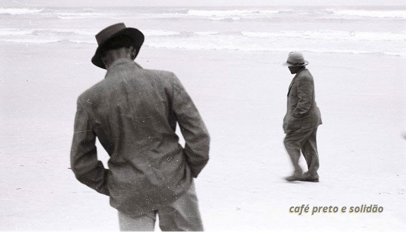 Café Preto e Solidão - Blog de Lucas Barroso