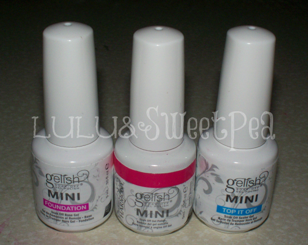 Lulu sweet pea diy gel nails at home solutioingenieria Gallery