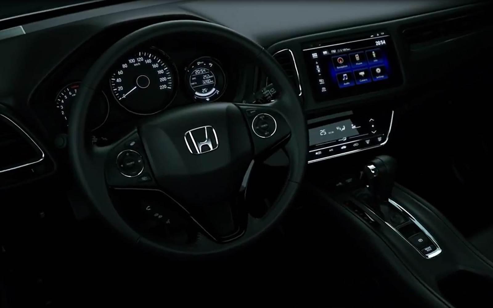 Honda hr v honda vezel p gina 3 f rum carros f rum for Honda hr v interieur