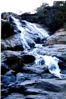 Charre-marre Waterfall