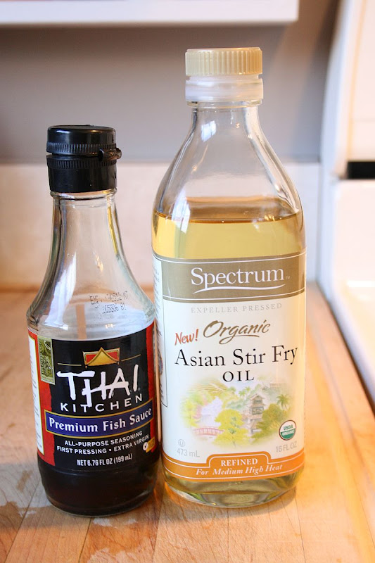 Portions of goodness asian stir fry night for Asian fish sauce