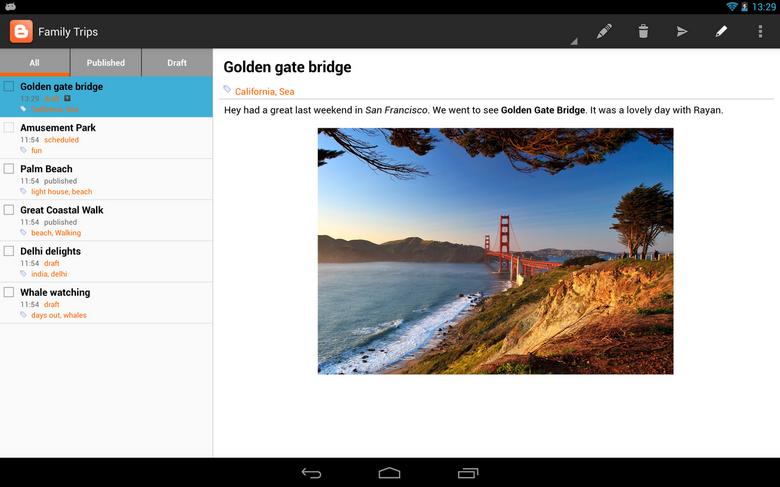 Ngeblog Dengan Android