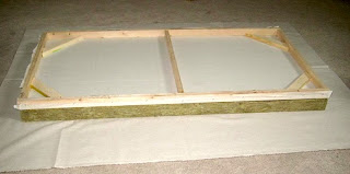 acoustic panel frame image