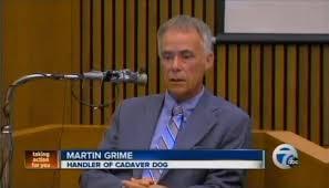 Martin Grime, dog handler