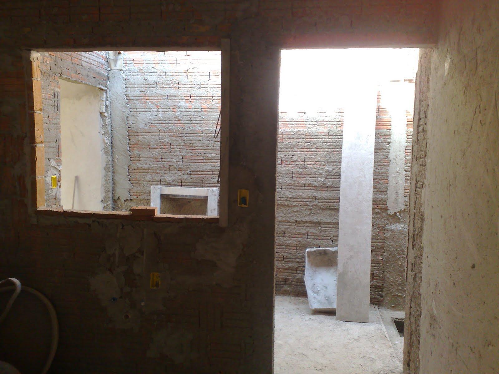 #2C2117  passo da construção da minha primeira casa: Batentes e janelas 42 Janelas De Vidro Cozinha
