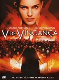 V de Vingança Dublado Rmvb + Avi Dual Audio DVDRip