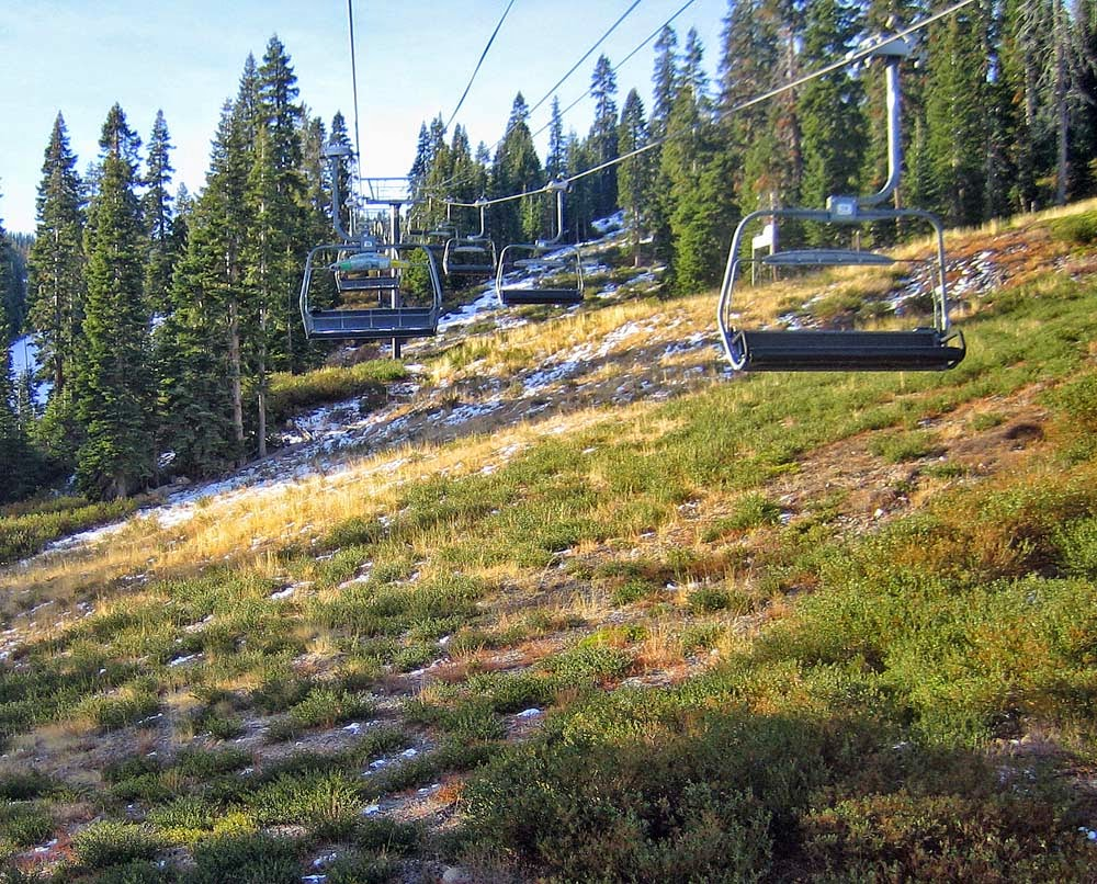 Sierra-at Tahoe Suspends Ski Operations