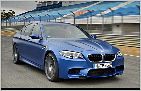 2018 BMW M5 Evaluation uk
