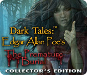 Dark Tales: Edgar Allan Poe's The Premature Burial Collector's Edition picture