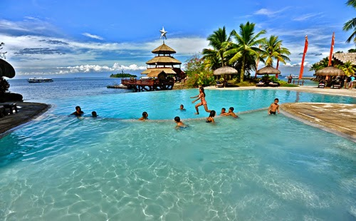 Pearl Farm Beach Resort in Davao