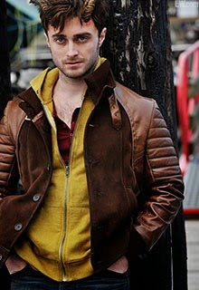 Daniel Radcliffe in Horns Movie