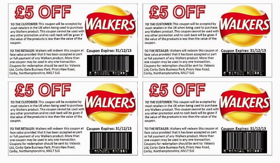 Free coupons by mail uk