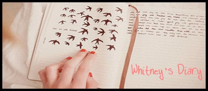 Whitney's Diary