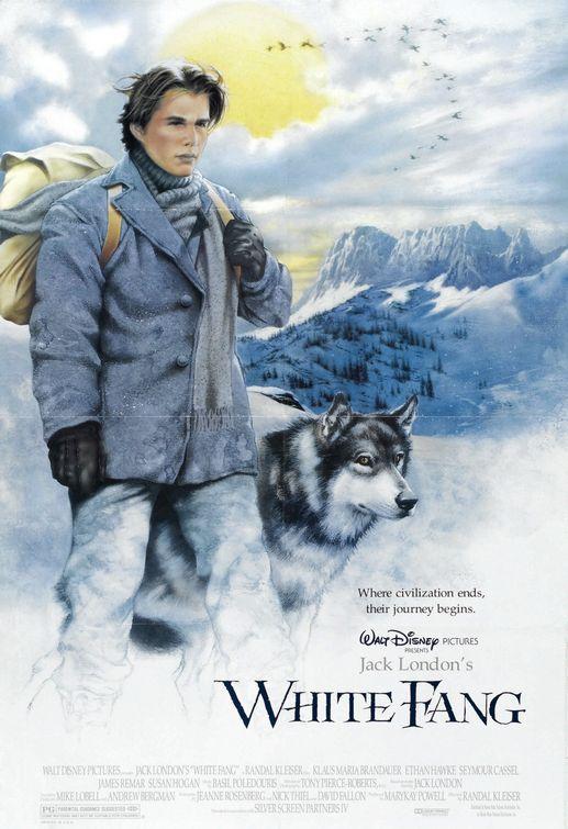 Phim Nanh Trắng - White Fang