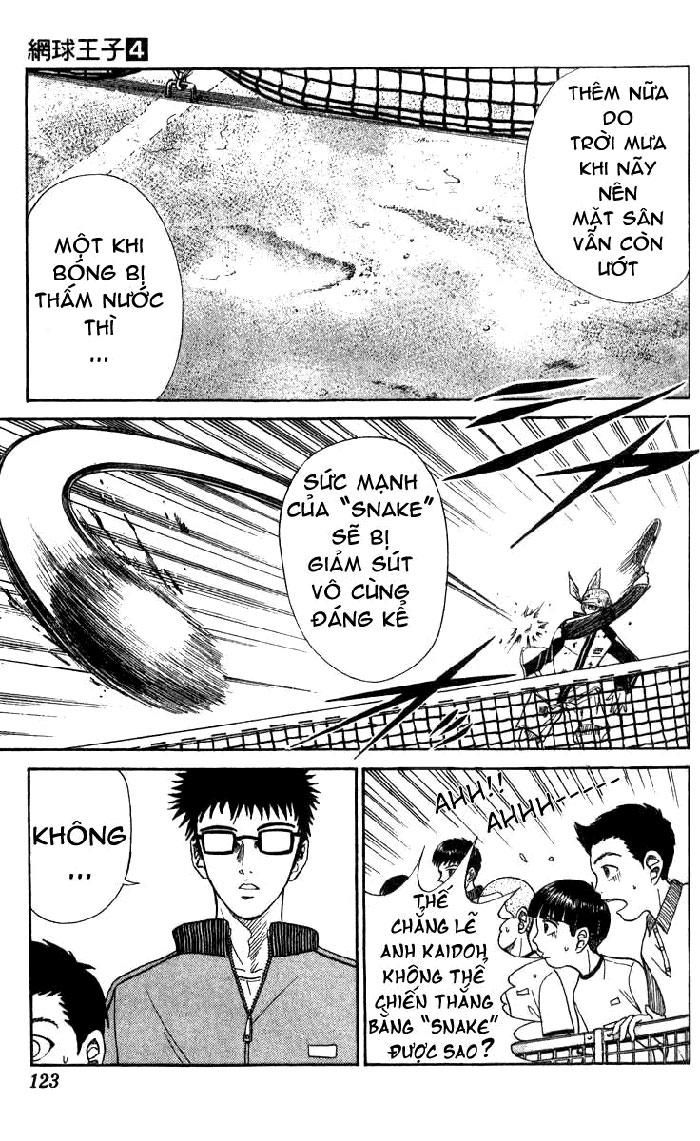 Prince of Tennis chap 31 Trang 14