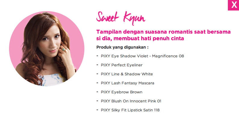 ... Blogger: Sweet Kyun Makeup for Pixy Tokyo Beauty Trip (With Tutorial