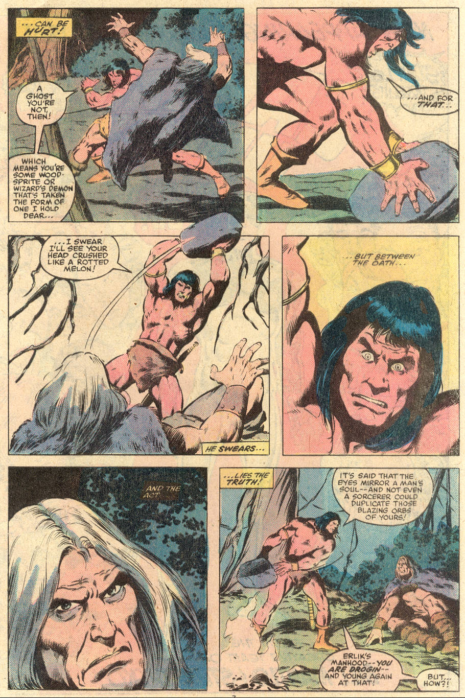 Conan the Barbarian (1970) Issue #119 #131 - English 7