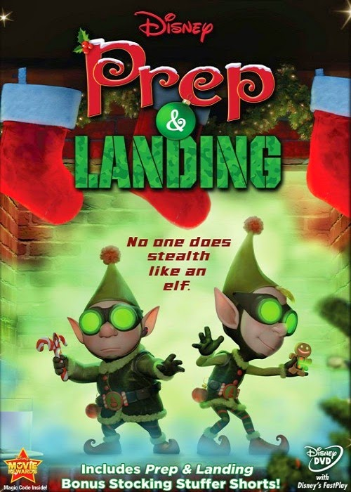 Download Prep & Landing (2009) BluRay 720p