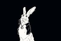 Poesia barata y de poca monta con mala ortografía, dándole click al conejo