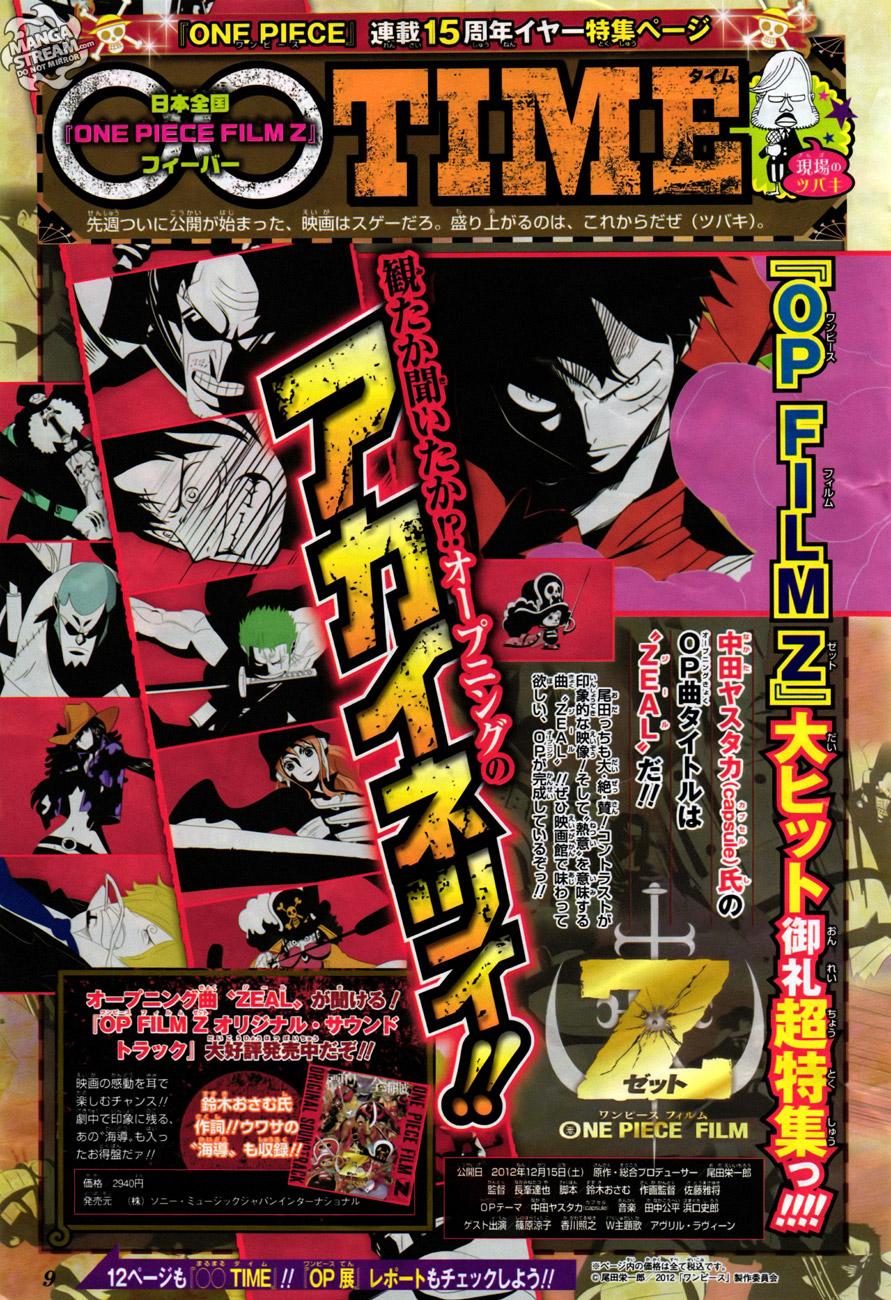 One Piece Chapter 692: Những sát thủ từ Dressrosa 023
