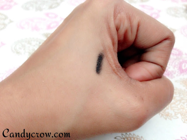 Chambor Stay-on Waterproof Eyeliner Pencil Review, EYELINER, chambor eyeliner review