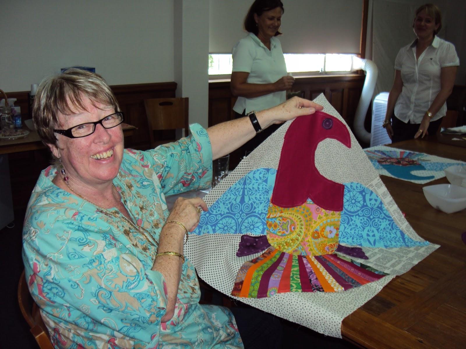 karen cunningham quilts