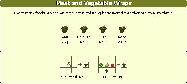 Plant Mega Pack Mod meat vegetable wraps