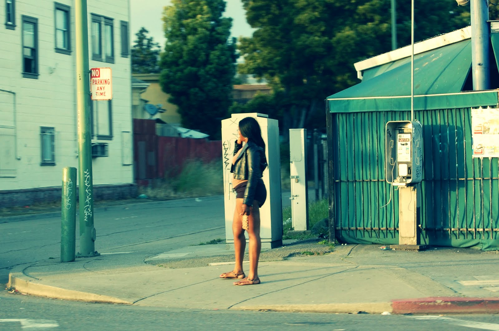 Prostitutas En Oakland Ca