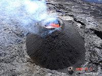 Gunung Api terganas didunia