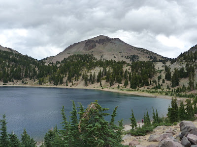 Lake Helen, Lassen Volcanic National Park, California