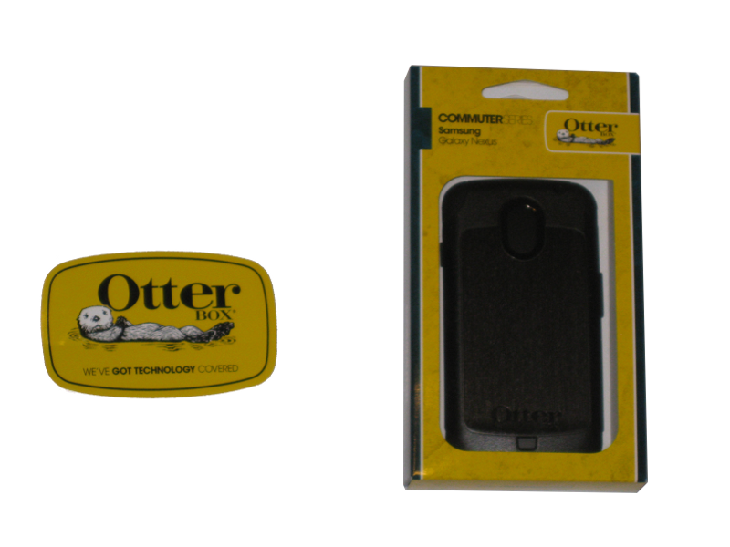 stereowise plus  otter box commuter series galaxy nexus case review by kirk spencer