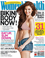 Magazine Cover April 2012
