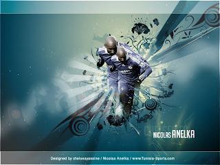 Nicolas Anelka Chelsea Wallpaper 2011 9