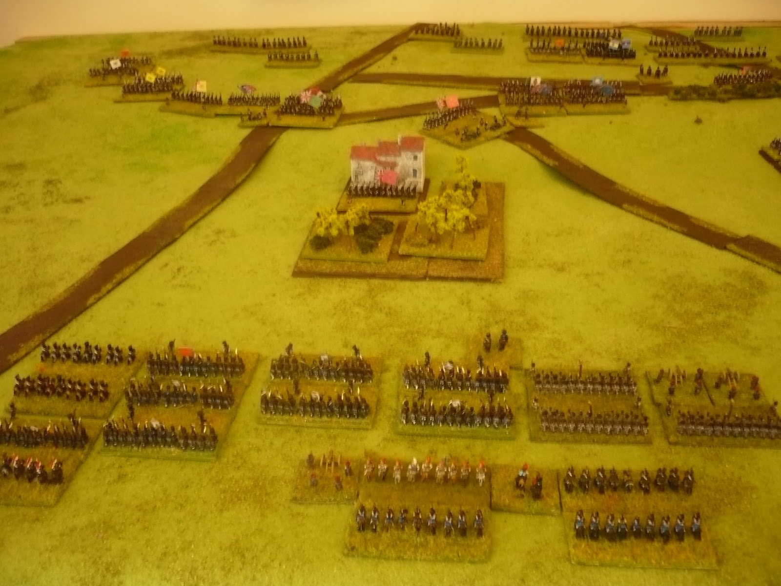Heretical gaming polemos waterloo a marechal d 39 empire for Domon waterloo