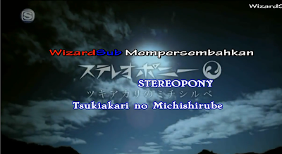 [PV] Stereopony_-_Tsukiakari_no_Michisirube