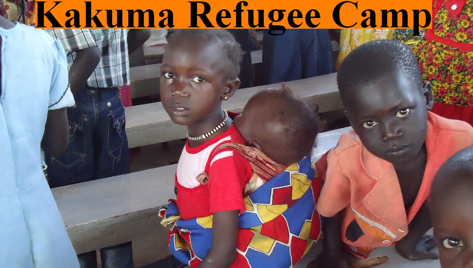 <center> Kakuma Refugee Camp </center>