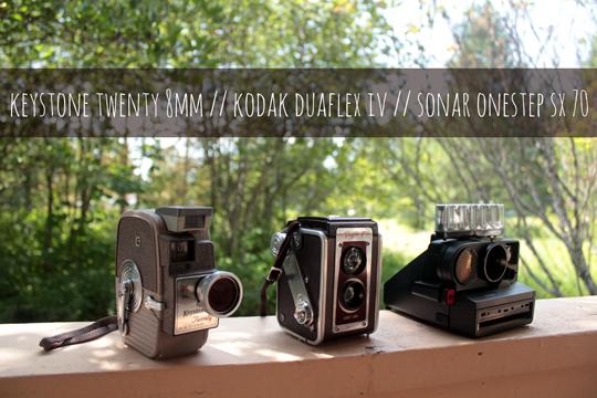 lomo cameras keystone kodak duaflex sonar