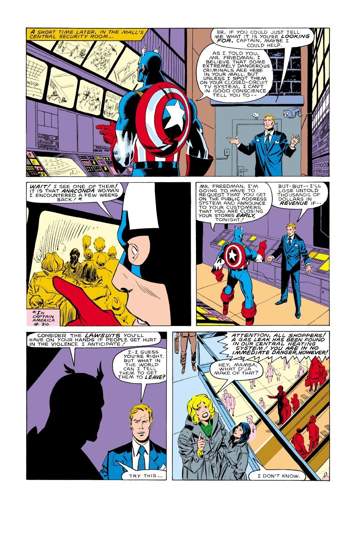 Captain America (1968) Issue #313 #241 - English 18