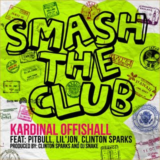 Kardinal Offishall - Smash The Club Lyrics | Letras | Lirik | Tekst | Text | Testo | Paroles - Source: musicjuzz.blogspot.com