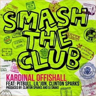Kardinal Offishall - Smash The Club Lyrics | Letras | Lirik | Tekst | Text | Testo | Paroles - Source: musicjuzz.blogspot.com