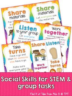 https://www.teacherspayteachers.com/Product/Social-Skills-for-STEM-and-group-tasks-2002253