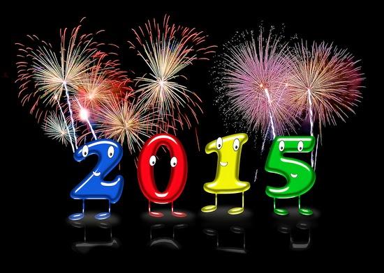 Selamat Tahun Baru 2015 kepada semua pembaca